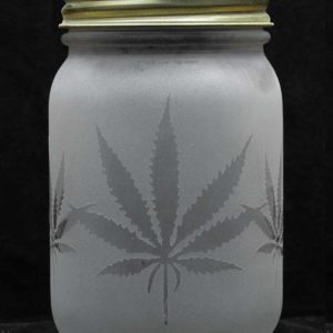 Cannabis Stash Jars